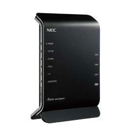 NEC 無線ルーター PA-WG1200HP4 Aterm [ac]