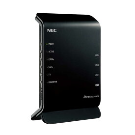 NEC 無線ルーター PA-WG1200HS4 Aterm [ac/n/a/g/b]