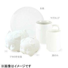 エポックケミカル [陶磁器] RAKU YAKI buddies 無地陶磁器 湯のみ 白 RMU-500