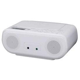 東芝 TOSHIBA CDラジオ TY-C160-W ホワイト