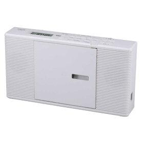 東芝 TOSHIBA CDラジオ TY-C260-W ホワイト