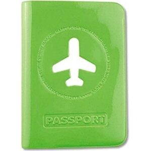 スタジオエヌ ALIFE ハッピーフライト パスポートカバー SNCF‐012‐3 (グリーン)
