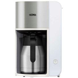 サーモス 真空断熱ポット コーヒーメーカー サーモス ホワイト ECK1000WH