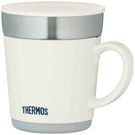 サーモス 保温マグカップ(350ml) JDC-351-WH (ホワイト)