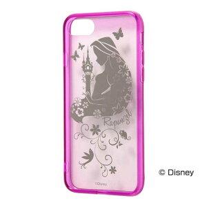 レイアウト iPhone7(4.7インチ)ディズニー/ハイブリッド/ラプンツェル RTDP12URZ(ラプ