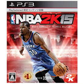 テイクツー・インタラクティブ PS3ゲームソフト NBA 2K15