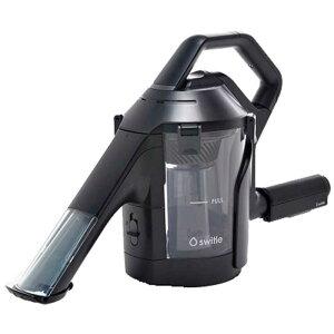 シリウス 水洗いクリーナーヘッド 「switle スイトル」 SWT-JT500-K(ブラック)