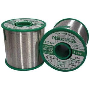 日本スペリア 鉛フリ−ヤニ入り半田0.8mm SN100C03008