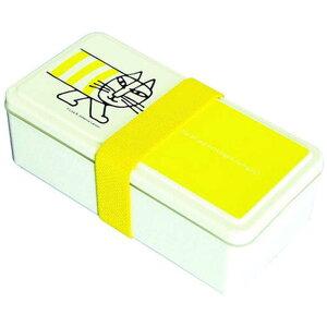 三好製作所 ランチボックス 0501-0105 LISA LARSON(SG)MIKEY WH×YL リサラーソン ランチ