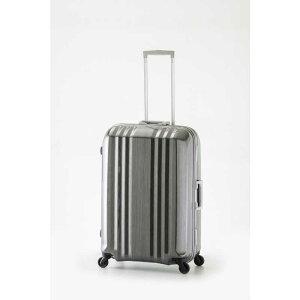 A.L.I TSAロック搭載スーツケース デカかる2(64L) MM‐5388 (ガンメタブラッシュ)