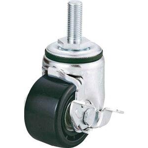 ユーエイキャスター ねじ込み式キャスター自在車S付50径強化ナイロン車輪 HT50GNBSM1640