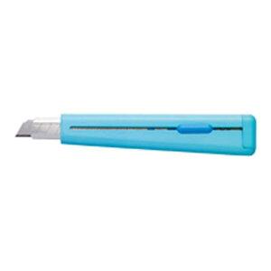 コクヨ [カッターナイフ]カッターナイフ 標準型・フッ素加工刃 青 HA-S110B