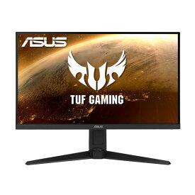 ASUS エイスース ゲーミングモニター TUF GAMING ブラック [27型 /ワイド /WQHD(2560×1440)] VG27AQL1A
