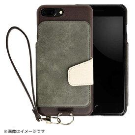 トーモ RAKUNI(ラクニ) LeatherCase foriPhone7Plus/8Plus  RAK-Ca7p-01-ama アマゾン