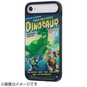 INGREM iPhone 8 Plus ディズニーキャラクター耐衝撃ケース キャトル IQDP76PCC3PCBTY001 トイ・ストーリー1