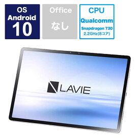 NEC Androidタブレット LAVIE T11シリーズ [11.5型ワイド/ストレージ:128GB/Wi−Fiモデル] PC-T1195BAS シルバー
