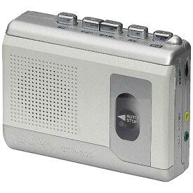 ELPA カセットテープレコーダー CTR-300