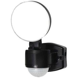 ELPA 屋外用LEDセンサーライト AC電源 1灯 ESL-SS411AC [白色 /コンセント式]