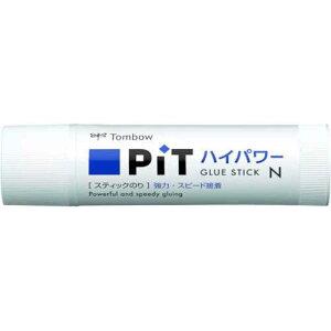 トンボ鉛筆 [スティックのり]ピットハイパワーN PT-NP