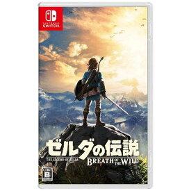 任天堂 Nintendo Nintendo Switchゲームソフト ゼルダの伝説 ブレス オブ ザ ワイルド
