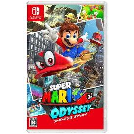 任天堂 Nintendo SWITCHゲームソフト スーパーマリオオデッセイ