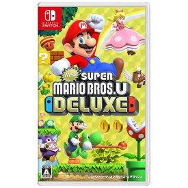 任天堂 Nintendo SWITCHゲームソフト New スーパーマリオブラザーズ U デラックス