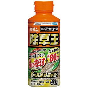 フマキラー カダンオールキラー粒剤 400g カダンオールキラーリユウザイ