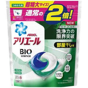 P&G アリエール リビングドライジェルボール3D 詰替 超特大サイズ ARリビ3DカエSSL(32