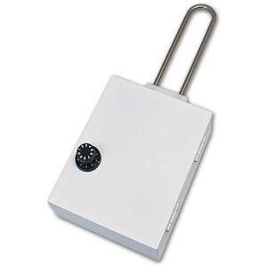 和気産業 ハンガー式隠し金庫 シークレットボックス VSB‐001 (ホワイト)
