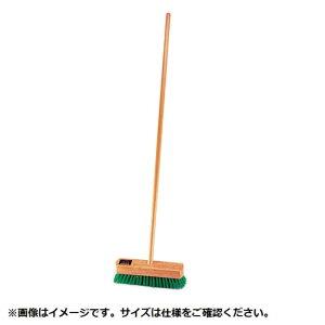 高砂 木柄ナイロンデッキブラシ 30cm KDT06030