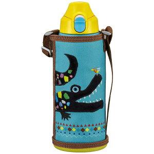 タイガー TIGER ステンレスボトル 「サハラ コロボックル」(0.8L) ワニ ワニ MBR-C08GAW