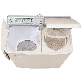 日立 HITACHI 二槽式洗濯機 青空 パインベージュ PA−T45K5−CP [洗濯4.5kg /乾燥機能無 /上開き] PA‐T45K5‐CP(パインベージュ)(標準設置無料)