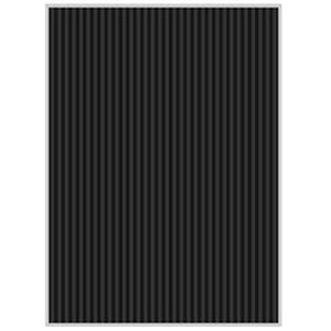 ヒサゴ リップルボード[薄口/クラフトペーパー](A4サイズ:3シート/ブラック) RBU09A4