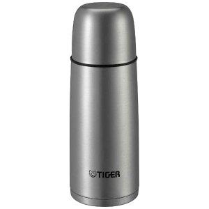 タイガー TIGER ステンレスボトル「サハラスリム」[0.35L/コップ付き] MSC‐C035‐XS (ステンレス)