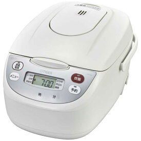 タイガー TIGER 5.5合炊き 炊飯器 タイガー〈炊きたて〉 JBH-G102W ホワイト