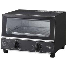 タイガー TIGER オーブントースター ブラック KAKG100