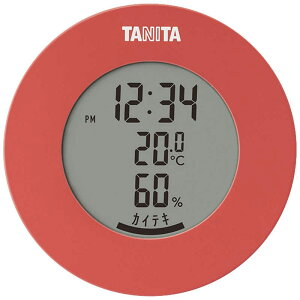 タニタ デジタル温湿度計 TT585PK