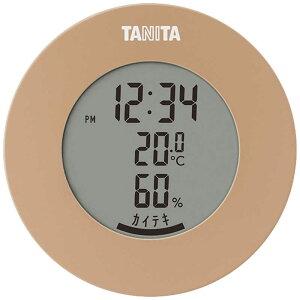 タニタ デジタル温湿度計 TT585BR