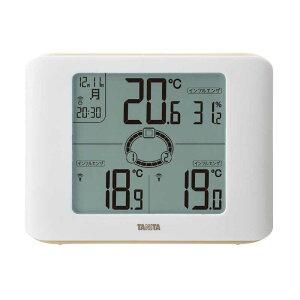 タニタ デジタル温湿度計 [コンディションセンサー] TC-400IV