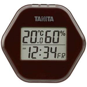 タニタ デジタル温湿度計 TT573BR