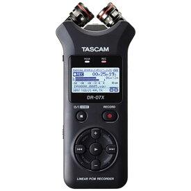 TASCAM リニアPCMレコーダー DR-07X