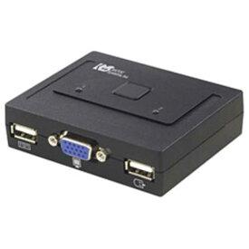ラトックシステム パソコン自動切替器 USB接続(2台用) REX‐230U