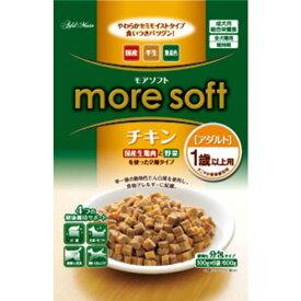 ペティオ ドッグフード アダルト用 アドメイト Add.Mate more soft モアソフト チキンアダルト 600g(100g×6袋)