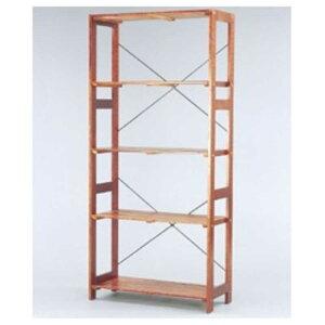 アイリスオーヤマ IRIS OHYAMA ウッディラック(高さ179×幅83.5×奥行35cm) WOR8318