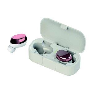 カシムラ フルワイヤレスイヤホン [リモコン・マイク対応 /ワイヤレス(左右分離) /Bluetooth] BL-95 ホワイト
