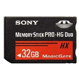 ソニー SONY メモリースティック PRO−HG デュオ MS−HXBシリーズ(32GB) MS‐HX32B