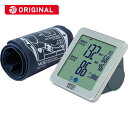 日本精密測器 血圧計「NISSEI」[上腕(カフ)式] DSK‐1051J (シルバー)