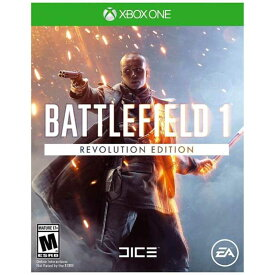 エレクトロニック・アーツ XboxOneゲームソフト バトルフィールド 1 REVOLUTION