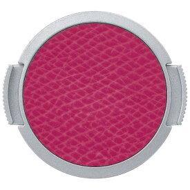 パナソニック Panasonic レンズキャップ DMW‐LFC37B (ピンク)