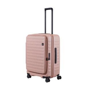 LOJEL スーツケース CUBO(キューボ)−N Mサイズ ローズ CUBO-N-MLZ